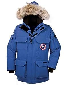 Canada Goose 加拿大鹅 男式 PBI远征大衣 XS PBI Expedition Parka Royal PBI Blue 皇家蓝 4565MPB (加拿大品牌 香港直邮)(包邮包税)