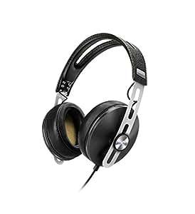 Sennheiser 森海塞尔 MOMENTUM i 大馒头2代 头戴式包耳高保真立体声耳机 苹果版 黑色