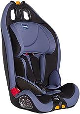 意大利 Chicco 智高 成长哆来咪Gro-up123 儿童汽车安全座椅(蓝色) 接口方式:安全带绑定(适合年龄约1-12岁 宽敞舒适 可拆卸布套 头枕高度可自由调节)
