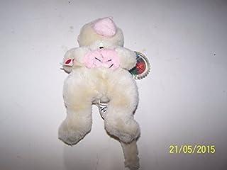 Coca-Cola Bean Bag Plush Key Key the Snow Monkey representing (Japan)