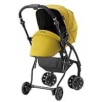 Combi康貝嬰兒車 AttO (型號) type-C [対象] 1ヶ月 ~ トパーズイエロー(限定色)