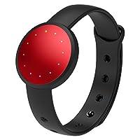 Misfit Wearables Shine 2 运动手链活动监测,红色