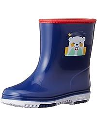 [ASAHI] 雨靴 儿童 ASAHIR302 动物图案 KL38901