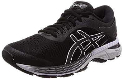 [亞瑟士]跑步鞋 Gel-Kayano 25 ブラック/グレイシャーグレー 25.5 cm