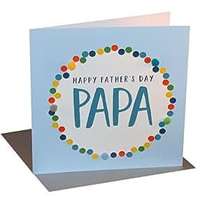 """Pom Pom"""" 烧烤王"""" 父亲节 Card - p Papa"""