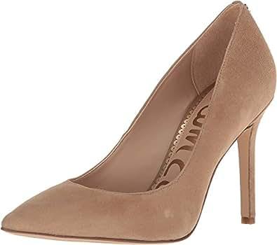 Sam Edelman 女 高跟鞋 Hazel E56380L262 卡其色山羊皮 38 (US 8)