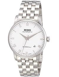 瑞士品牌 MIDO 美度 贝伦赛丽机械男表 M8600.4.26.1