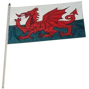 威尔士国旗 30.48 x 45.72 cm 1包 WW1218HF