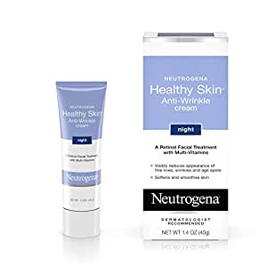 Neutrogena 露得清 抗皱晚霜 1.4盎司(40g)