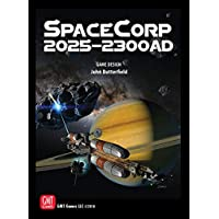 GMT Games SpaceCorp: 2025-2300 AD 桌面游戲