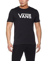 VANS 范斯 男式 短袖T恤 VN0A33ZLBLK1
