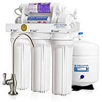 APEC Water Systems 堿性礦物pH +高濾水量90 GPD 6階式超安全反滲透飲用水過濾系統(ULTIMATE RO-PH90)