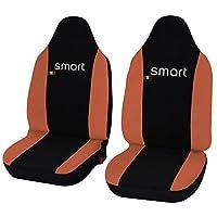 Lupex Shop smart.3S 编号 AR 座套,双色黑色/橙色