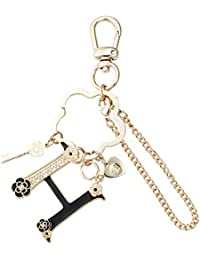 [CLATHAS] 钥匙扣 首字母装饰(H)