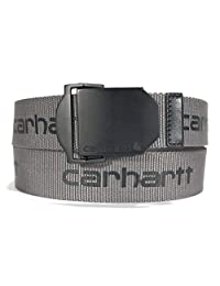 Carhartt 男士签名网络腰带