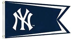 Fremont Die MLB 纽约洋基队船旗,小号,蓝色