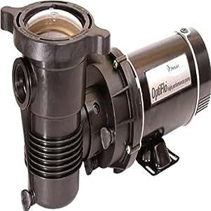 Pentair 340058 OptiFlo 垂直放电地下水泵无绳和开关,7-4/5 HP,50-Hertz
