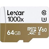 Lexar Professional 雷克沙专业读卡器 闪存卡 64 GB