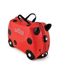 英国 Trunki 骑坐式小型行李箱-瓢虫(Hally) TR0092-GB01