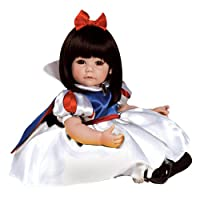 Toddler Brown Brown Classic Snow White