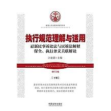 执行规范理解与适用(增订2版)(下册)