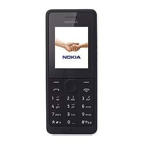 NOKIA 诺基亚107 时尚双卡手机(白)