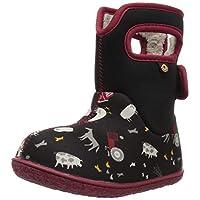 Bogs 儿童雪地靴