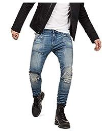 G-STAR RAW 男式紧身牛仔裤