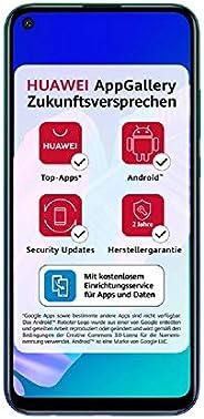 华为 P40 lite E 智能手机套装(16.23 厘米 - 6.39 英寸,64 GB 内部存储,4 GB RAM,48 MP + 8 MP + 2 MP 摄像头,Android 9,EMUI 9.1.1)Auror
