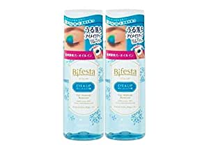 Mandom 曼丹 Bifesta 眼唇卸妆液2瓶 145ml/瓶X2 (包税 日本品牌)