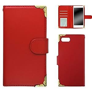whitenuts 保护壳 手册式 真皮 装饰WN-OD159972 1_ iPhoneSE 红色