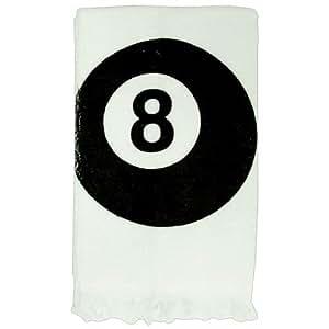 Sterling Gaming 8 球形图案毛巾