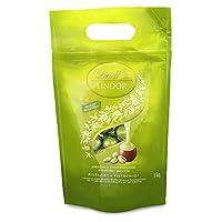 Lindt 瑞士莲 Lindor 瑞士莲 Lindor系列小袋,填充物,1袋(1 x 1kg)