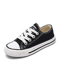 Exgingle 儿童纯色运动跑步鞋防滑运动鞋幼儿小/大童