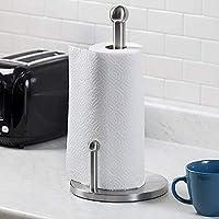 Honey-Can-Do KCH-01077 Stainless Steel Paper Towel Holder