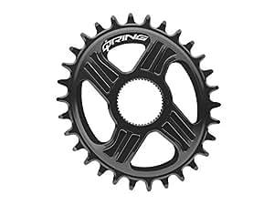 rotor Direct Mount Qx1 Q-戒指,34 牙齿,Rhawk/rraptor 直接安装,黑色