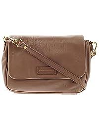 Marc Jacobs Too Hot To Handle Lea Messenger Bag Crossbody in Praline Brown
