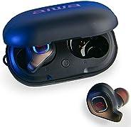 Aiwa - Prodigy Air - 真正的无线耳塞 - 蓝牙 5.0-32 小时播放时间带充电盒 - 立即配对 - IPX5 防水 - 内置麦克风 - 高清音效