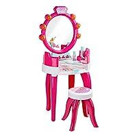 Theo Klein 5328 Barbie *工作室 带灯光和声音功能 带配件和凳子 多色