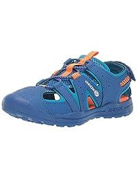 Geox 儿童 Vaniett 3 Sp 闭趾凉鞋 运动