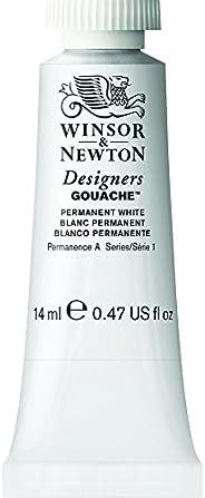 Winsor & Newton Designers Gouache Tube, 14ml, Permanent W