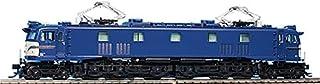 HO軌距 72025 EF58 大窗 閃亮切換 藍色/奶油色 (警戒色) 帶塑料鎖過濾網 搭載簡單 鐵路模型 電力機車