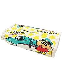 蜡笔小新 × JR东日本 纸巾盒 东北新干线E5系 KYJR1361