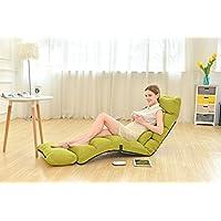 KingMys 舒适折叠沙发和躺椅 Sofa C1 Green