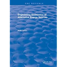 Engineering Economics of Alternative Energy Sources (English Edition)