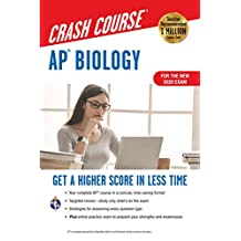AP® Biology Crash Course, For the New 2020 Exam, Book + Online: Get a Higher Score in Less Time (Advanced Placement (AP) Crash Course) (English Edition)