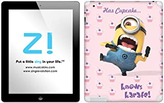Zing Revolution Despicable Me 2 - Cupcake Cover Skin
