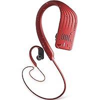 JBL JBLENDURSPRINTRED Endurance Sprint 防水,入耳式运动耳机红色