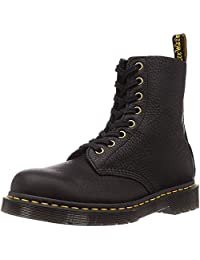 Dr. Martens 女式时尚蕾丝靴