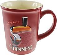 Guinness Embossed Toucan Mug